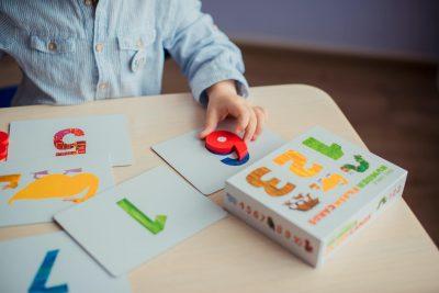 Подготовка к школе с 5 лет