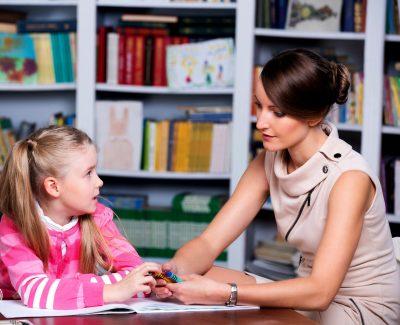 Психолог для детей и родителей